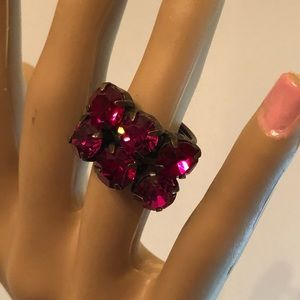 Vintage estate sale possible adjustable ring